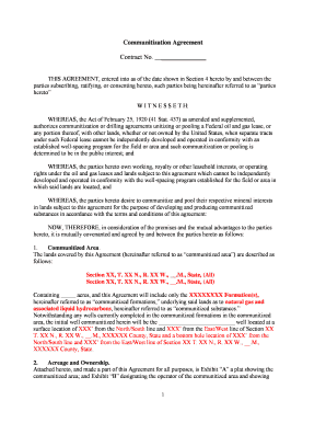example of ratifying a contract