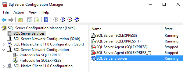 sas connect to sql server example