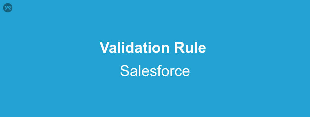 what is validation rule example