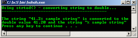 char to string c++ example