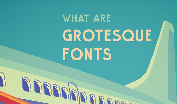 define typography and provide an example