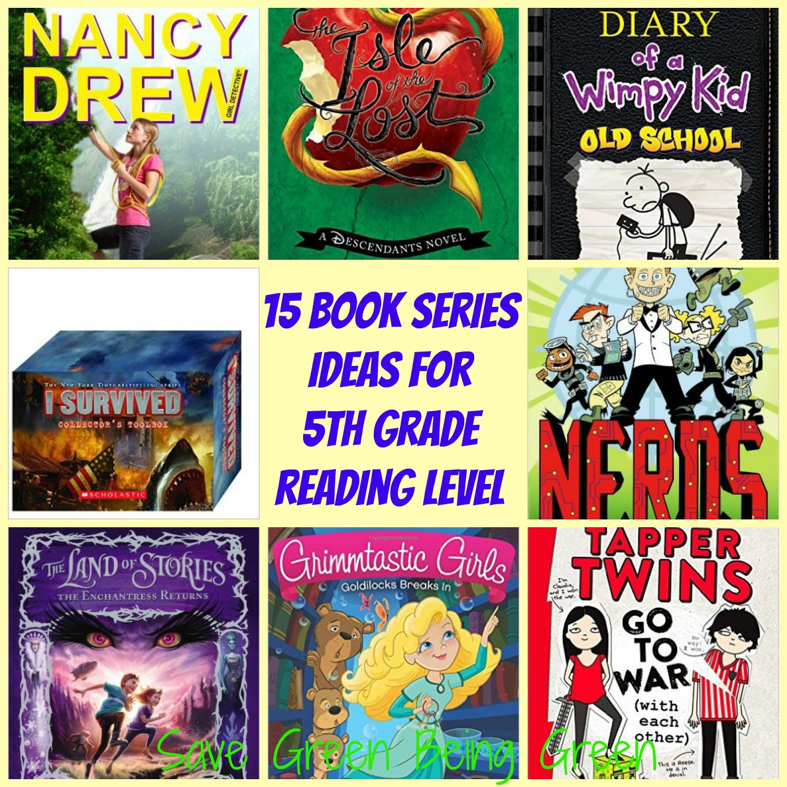 example of 5th grade reading level