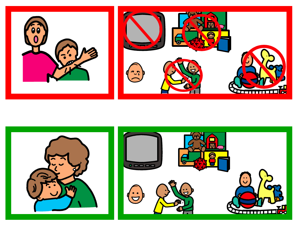 example of a social story for autism