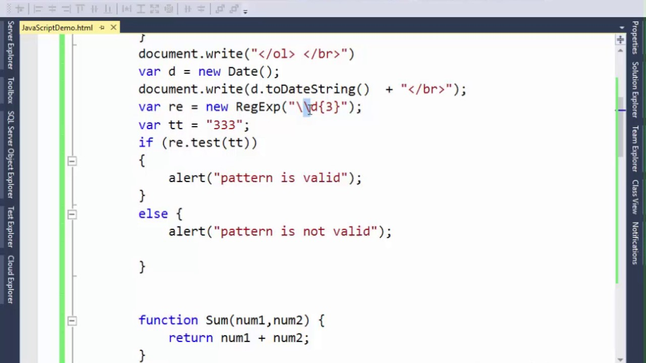 java array of objects example